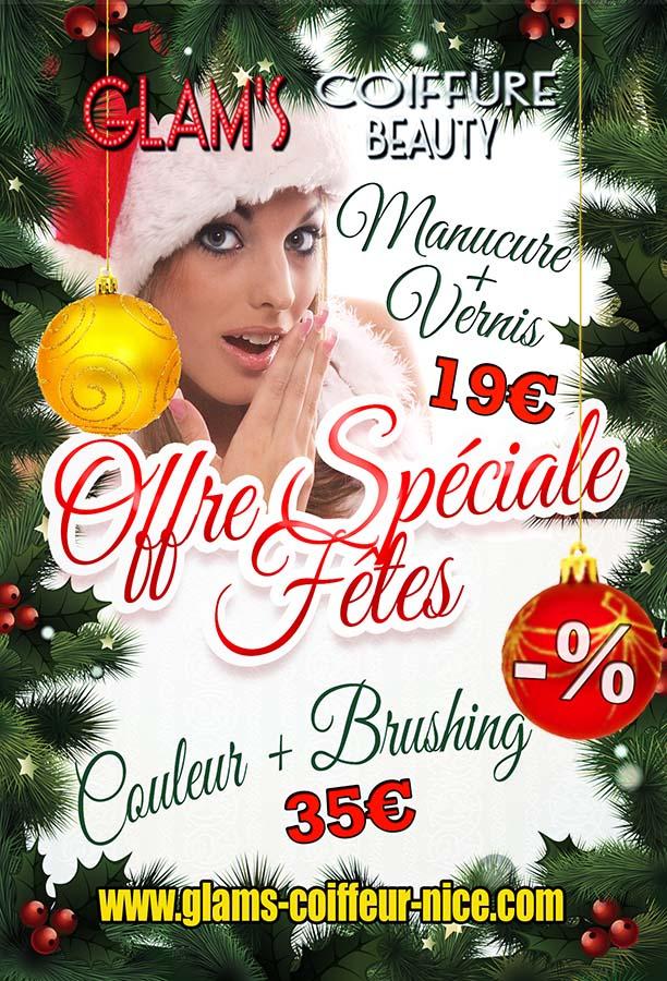 Glam's coiffure 14 rue Arson 06300 Nice