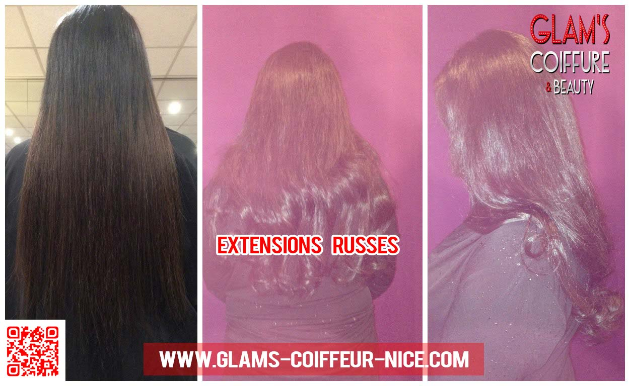extensions russes glams nice
