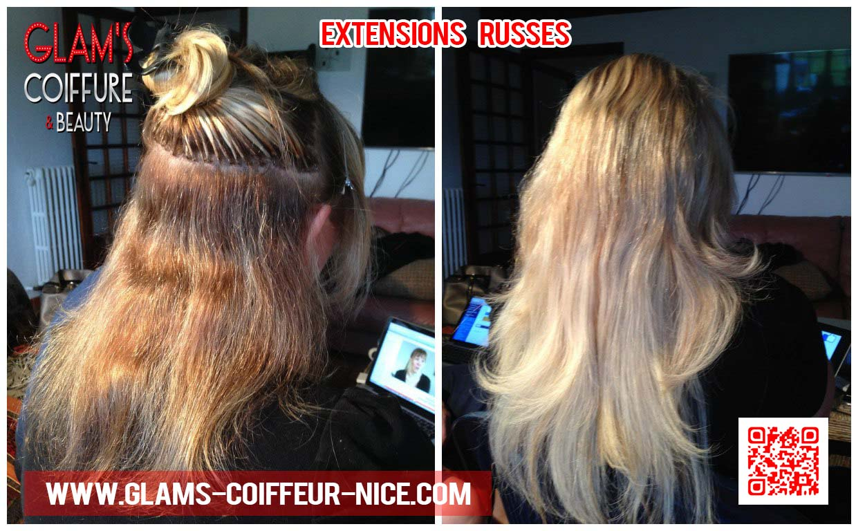 glams nice extensions russes