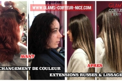 glams coiffure extensions & lissage