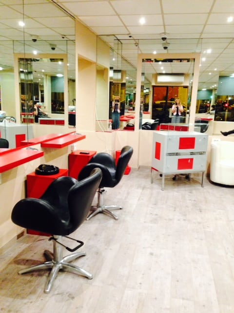 Salon Glam's coiffure à Nice