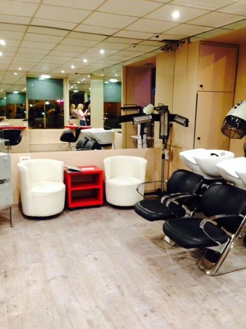 salon de coiffure à Nice
