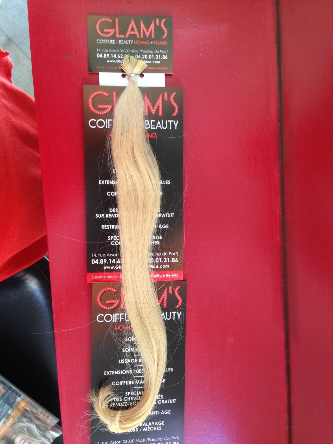 extensions de cheveux à Nice