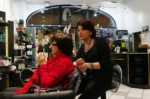 Posté par jlfaurie  sur 2014-11-15 22:24:09      Tagged:  , Hair Punch , Salon , coiffure , massages , Manucure , Patricia , Faurie , Handicap , fauteuil , jlfaurie ,…
