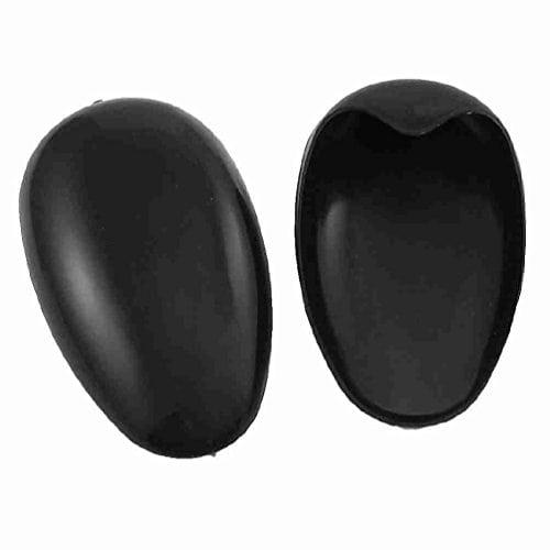 acheter maintenant     EUR 0,96 Coques plastique noir protection oreilles pour teinture cheveux salon de coiffure – Nom du produit : Couverture de colorant cheveux ; Matériau : plastique – Couleur : Noir ; Dimensions : 7,4 x…