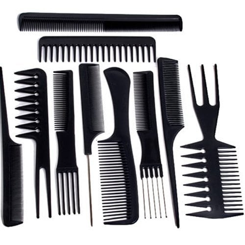 acheter maintenant     EUR 4,47 10 PEIGNESMatériel: Plastique1 X SET PEIGNE DE COIFFUREDANS SON EMBALLAGE D'ORIGINE100% Neuf et Haute qualitéPeignes de coiffure pro  …