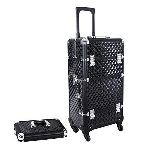 acheter maintenant     EUR 87,95 Caractéristiques:   Matière: surface en matière synthétique+panneaux de fibre, intérieure en flocage  Dimensions de la valise(avec roulettes): 75*37*23cm  Dimensions de la valise(sans roulettes): 67*37*23cm  Palette: 35.5*15*19cm  Emplacement bas:…