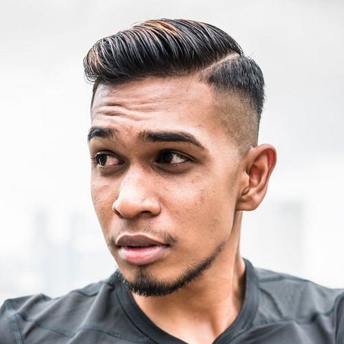 La dépouille a été dominant la tendance de coiffure pour hommes, car il est cool et semble bon sur tout le monde. Coiffures dépouille sont souvent plus longs sur le dessus de la tête avec le…