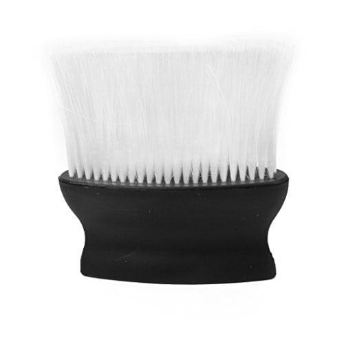 acheter maintenant     EUR 3,99 Description:  Soigneusement enlever les cheveux indésirables Parfaitement accessoire pour tous les barbiers et coiffeursMatériau: Plastique Couleur: Blanc, noir Longueur de poils: Env 2,76 pouces / 7cm Taille: Environ 4,92 x 4,92 pouces /…