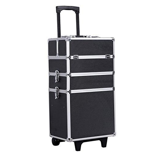 acheter maintenant     EUR 74,95 grande capacité de stockage vous permettant ainsi de transporter vos produits cosmétiques en toute simplicité. Elle est entièrement démontable et peut être utilisé de trois différentes façon (Comme présenté sur les photos). …