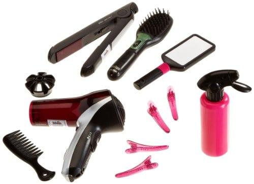 acheter maintenant     EUR 20,29 Mega set de coiffure BRAUN Satin Hair 7Contient : La brosse à cheveuxLe sèche-cheveuxLe lisseur de BRAUN Satin Hair 7Piles non inclusesÀ partir de : 3 ansCe mega set de coiffure Braun est…