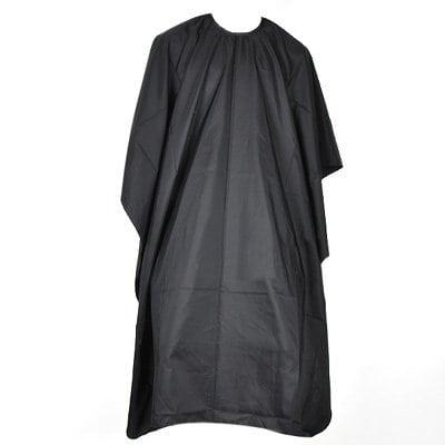 acheter maintenant     EUR 17,49 TRIXES Blouse de salon de coiffure noire pour coupes, couleurs et mèches   Cette blouse est fabriquée dans une matière légère et résistante conçue pour protéger les vêtements des clients des colorants et…