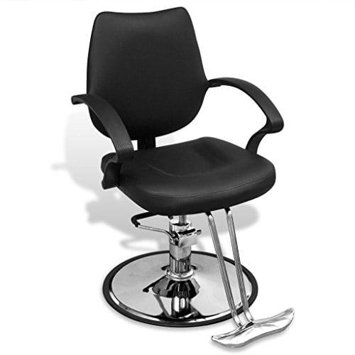 acheter maintenant     EUR 103,99 Ce fauteuil de coiffure, doté de fonctionnalités innovantes, est très élégant. Il est idéal pour les salons de beauté, spas, salons de coiffure, etc. Rembourré pour un confort accru, ce fauteuil de coiffure…