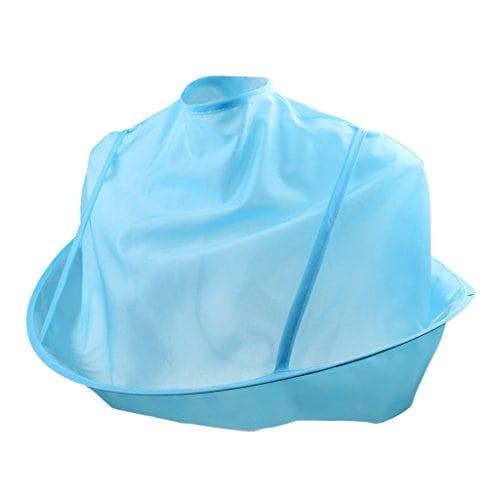 acheter maintenant     EUR 3,01  La description:  Crochet et la conception de la boucle, réglable  matériau en nylon imperméable à l'eau  conception de forme de parapluie, éviter les cheveux scatter autour de la piste…