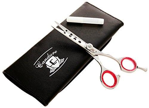 """acheter maintenant     EUR 15,00 Excellente qualité de marque Top New 5.5 """". S'habiller cheveux professionnel ciseaux. Le produit est fait à la plus haute spécification et qualité testée. Cela a rendu le choix des professionnels. Achetez en…"""