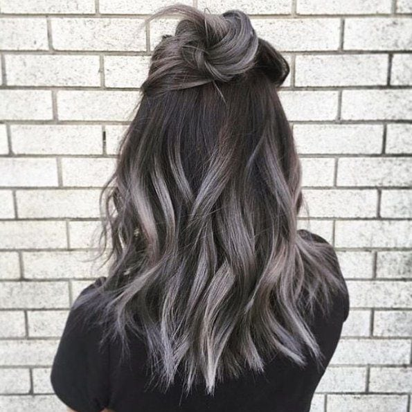 """[ad_1]  Smoky Gray Ombré Hair Is the """"It"""" Hair Dye to Try for Fall Source by deekers33 [ad_2]  …"""
