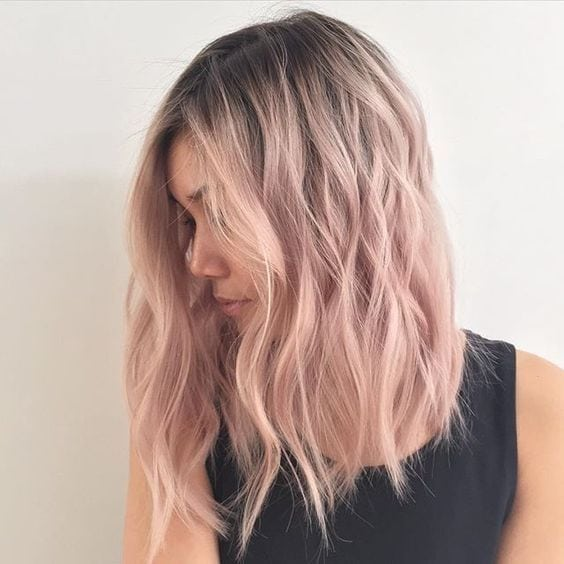 [ad_1]  Looking to add some striking colors to your locks? Pastel shades are a favorite in the hair industry right now, including everything from striking purples to subtler denims. Make your pastel dreams come true and be inspired by one of…