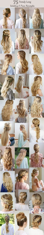 [ad_1]  Long Wedding & Prom Hairstyles from Missysueblog / www.deerpearlflow… Source by fdalkran [ad_2]  …