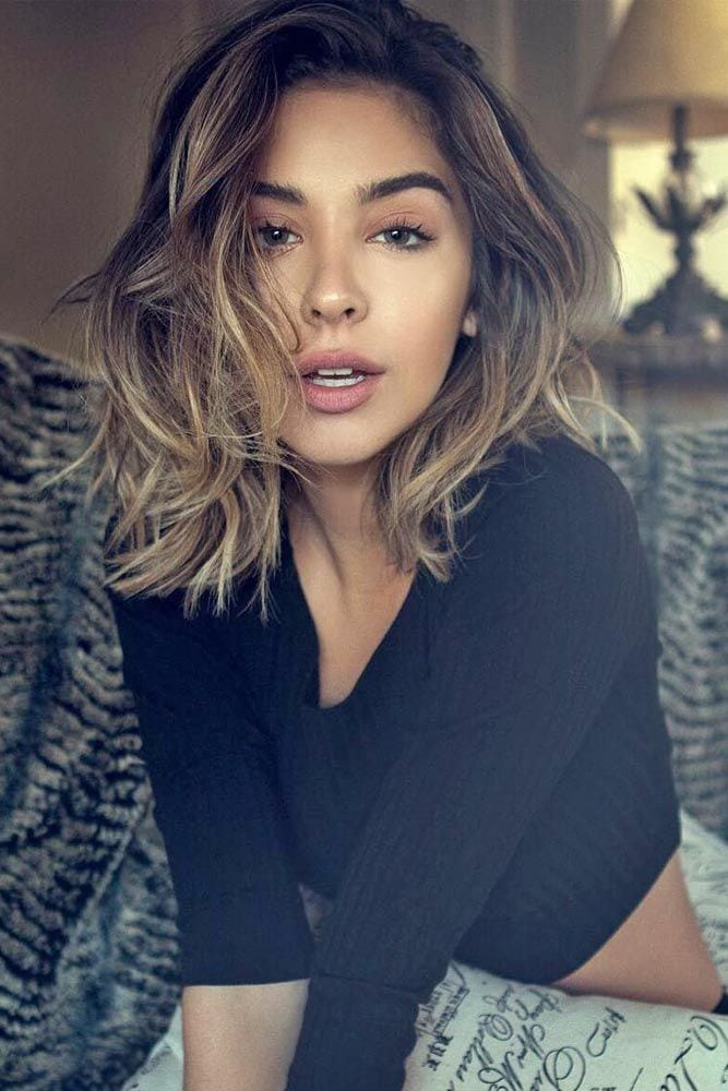 Popular Medium Length Hairstyles for Those With Long, Thick Hair ★ See more: glaminati.com/… Source by StyleEntre   …