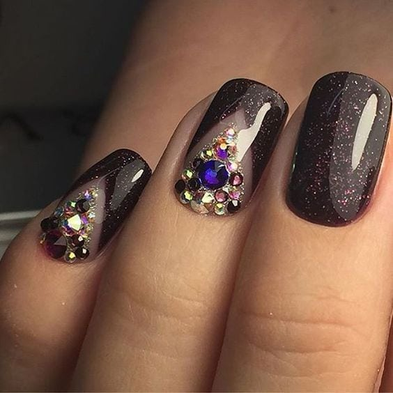 Top 30 Cute And Easy Nail Art Designs That You Will For Sure Love To Try Source by manatee1077   …