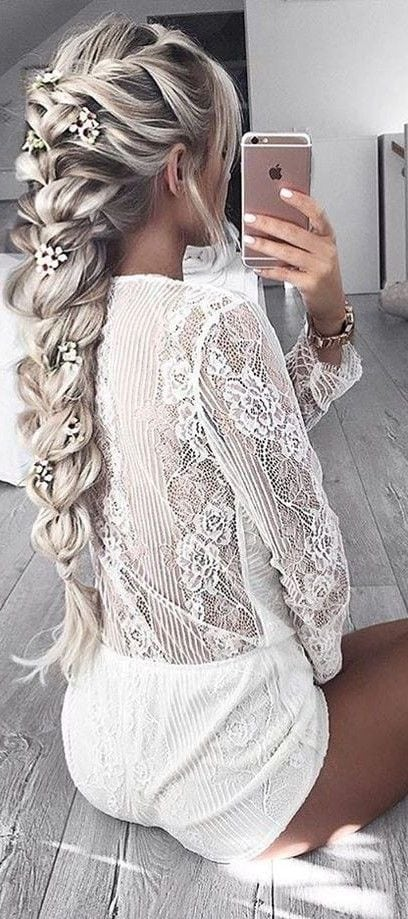 White Playsuit                                      …