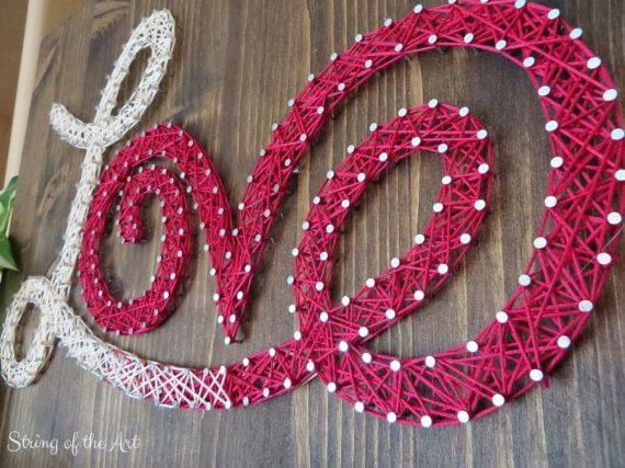 Who doesn't love this Love String Art Kit. In a matter of fact, show some love for this Love String Art! Repost it, tell your friends and family about it, and go string it for yourself because it is a Source…