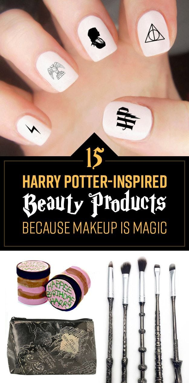 15 Harry Potter-Inspired Beauty Products Because Makeup Is Magic Source by hennypenny114   …