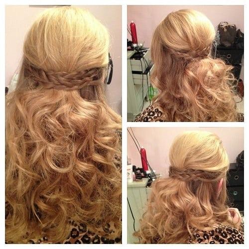 Coiffure moderne pour les mariées 2016 coiffures de mariage jour de mariage 2016 est le jour le plus important pour les filles. Chaque fille a besoin de regarder parfait ce jour-là. Les filles sont très bons…