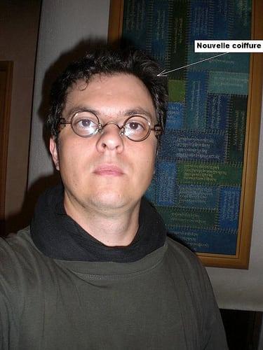 Coiffure  Posté par foxcasteljaloux  sur 2009-07-18 22:50:11      Tagged:    …
