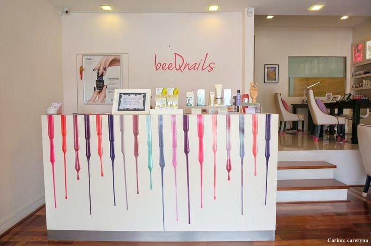 Carinn; carerynn | Malaysia Fashion, Beauty & Lifestyle Blog: Nail-art: Mani-pedi @ BeeQ Nails Salon! Source by airuutee123   …