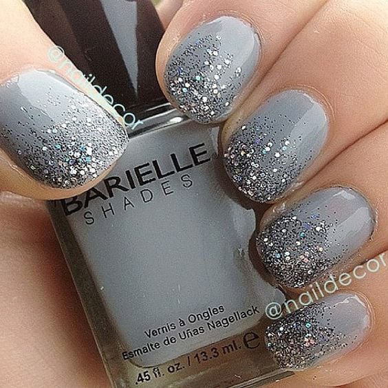 click through the post and you may get glitter nail art that you will love Source by ilovemrweine   …