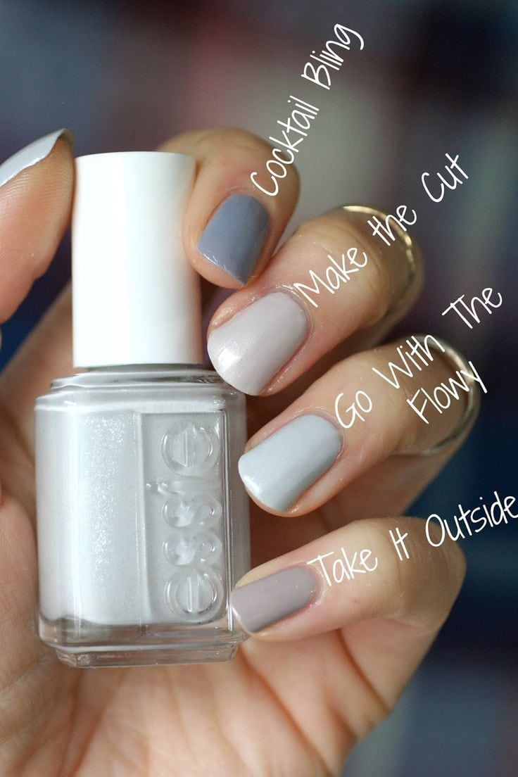 Hot on the heels of my (very late) review of the Essie Fall 2016 Collection , I have the new Winter 2016 Collection  called Getting Groo… Source by mrszuval   …