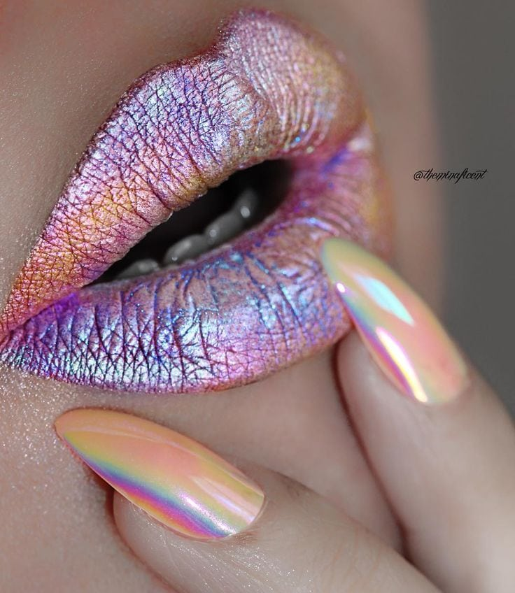 Make Your Lips Pop With This Oil Slick Makeup Hack | Brit + Co This is my most popular pin!! Anita Source by petrap007   …
