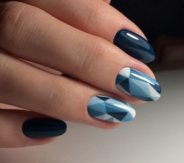 Nail Art #2757: magnetic designs for fascinating ladies. Take the one you love now! Source by styleanddesigns   …