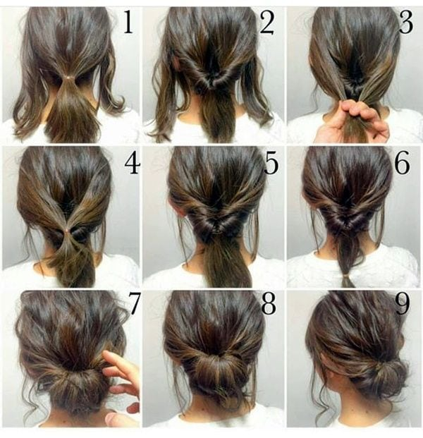 quick-hairstyle-tutorials-for-office-women-33 Source by ani9009   …