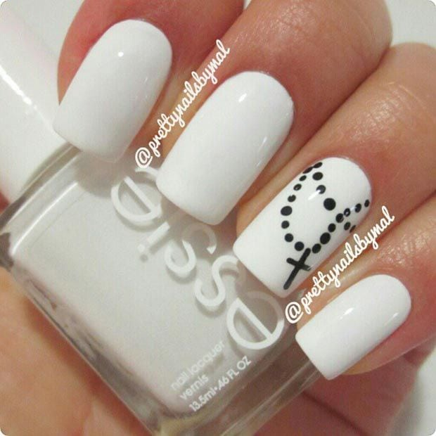 [ad_1]  Black and White Cross Nails Source by stayglamcom [ad_2]  …