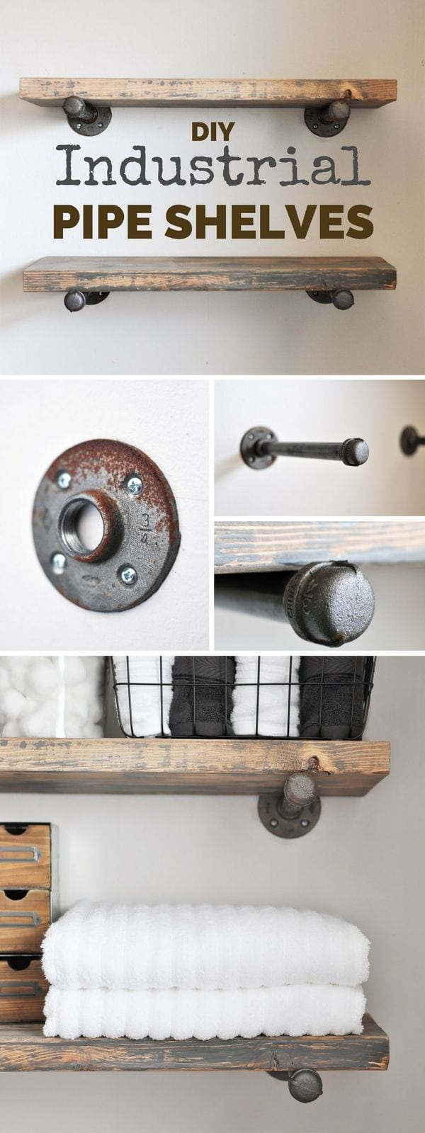 [ad_1]  Check out the tutorial: #DIY Industrial Pipe Shelves Industry Standard Design Source by istandarddesign [ad_2]  …
