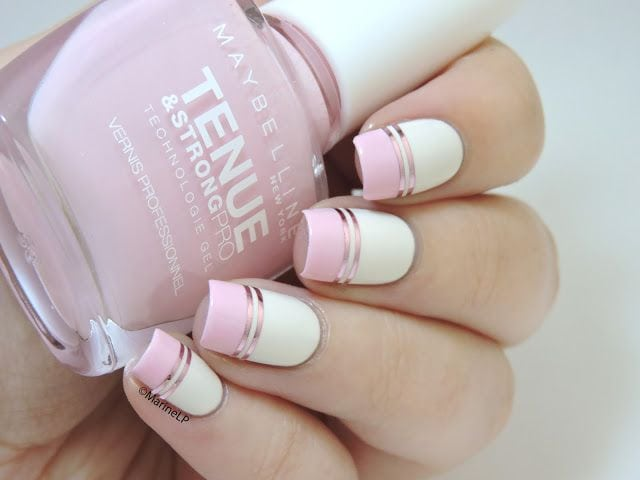 [ad_1]  Doublegum // La manucure graphique tout en douceur – pink graphic nails with double striping tape – Barry M Coconut – Maybelline Pink in the park Source by janelletreeswoo [ad_2]  …