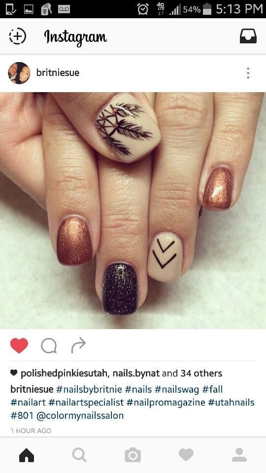 [ad_1]  Feathers | 22 Easy Fall Nail Designs for Short Nails Source by elizannite [ad_2]  …