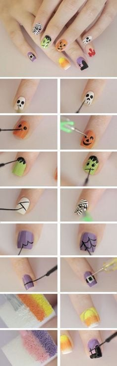 [ad_1]  Ghoulish Halloween Nails for Kids. Source by glisson143 [ad_2]  …