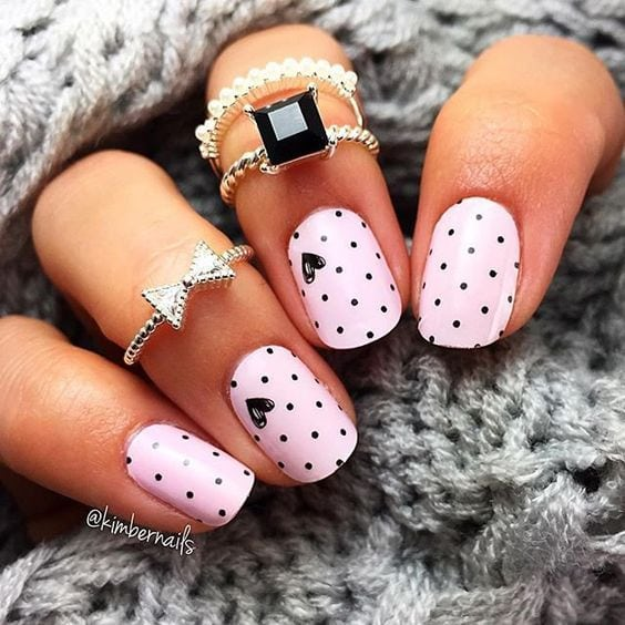 [ad_1]  Pin for Later: 100 Crush-Worthy Valentine's Day Nail Art Ideas Source by marysep39 [ad_2]  …