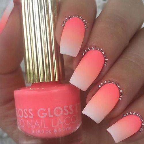 175 Best Ombre Nails! View them all right here -> | www.nailmypolish…. | Nail My Polish Source by jeancs   …