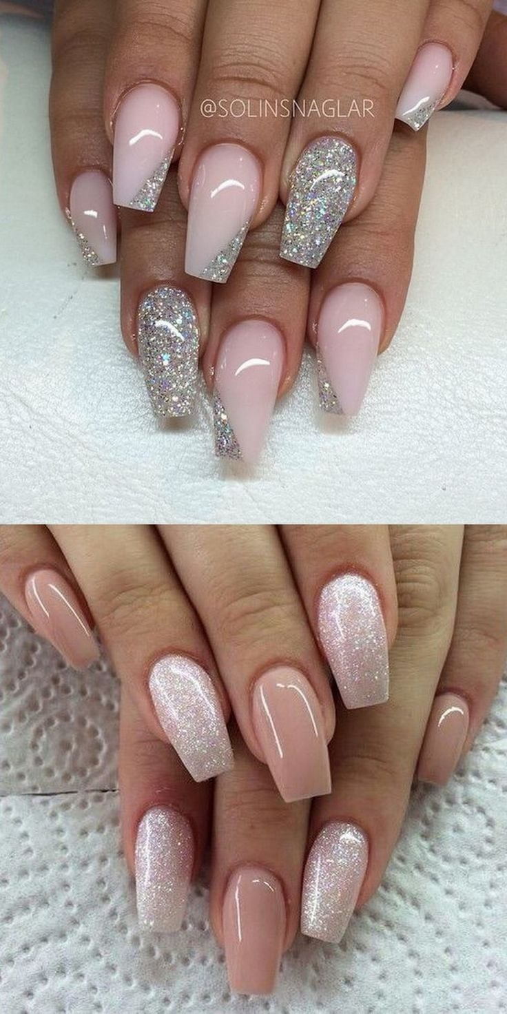 2016 Nail Trends – 101+ Pink Nail Art Ideas Source by deanna9635   …