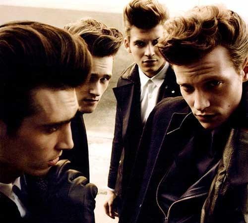Les années 1950 sont devenus une décennie de changements. l'ère de 1950 est considéré comme le meilleur moment pour l'industrie de la coiffure. l'époque de 1950 a créé beaucoup de coiffures pour les hommes et les…