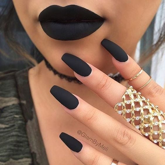 [ad_1]  Beautiful nail art love this matte nai art. i will try some of these simple but amazing nail art ideas today Source by koeesanswer [ad_2]  …