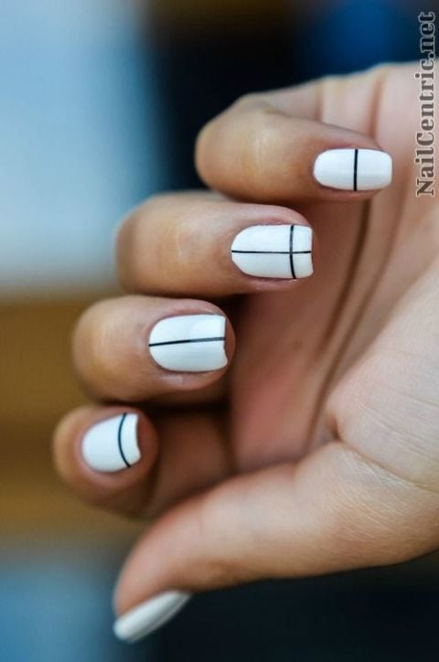 [ad_1]  Mondrian-Inspired Nail Art   9 Minimalist Nail Art Designs For Spring, check it out at makeuptutorials.c… Source by gennisthebomb [ad_2]  …
