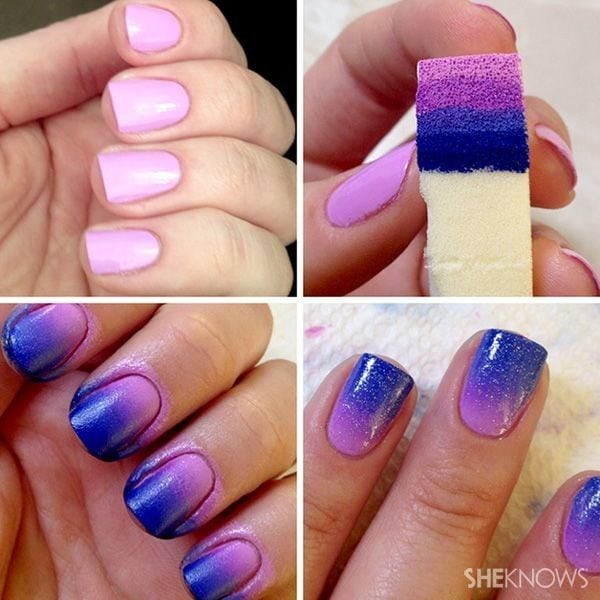 Easy+Nail+Art+Ideas+and+Designs+for+Beginners+(3) Source by interpretertrac   …