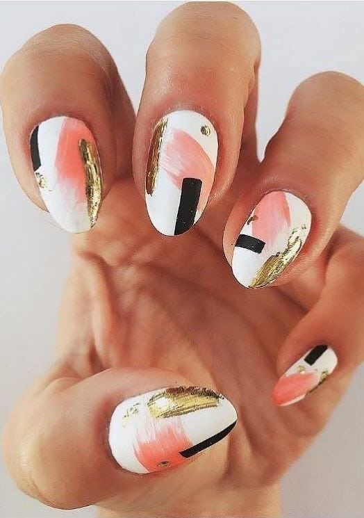 30 Coolest Nailart Designs And Ideas You Must Try Source by meg72713   …