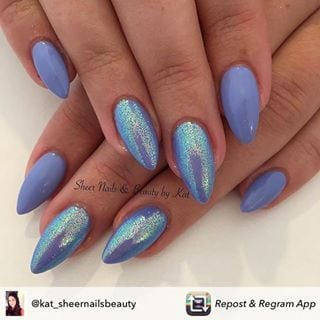 We have made a photo collection of  our TOP 10 Beautiful Glitter Nail Designs that you will for sure love to try. Source by JamiesBear   …