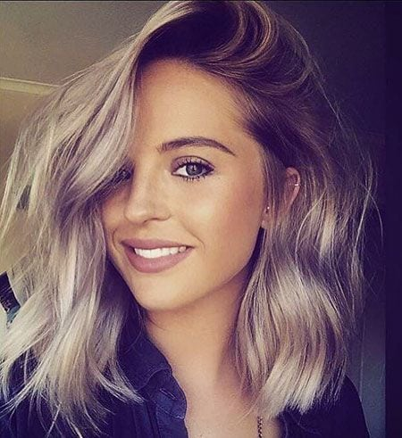 30 Super Short Hairstyles for 2017: #3. Long Bob Hairstyle Source by WhatSaralikes   …